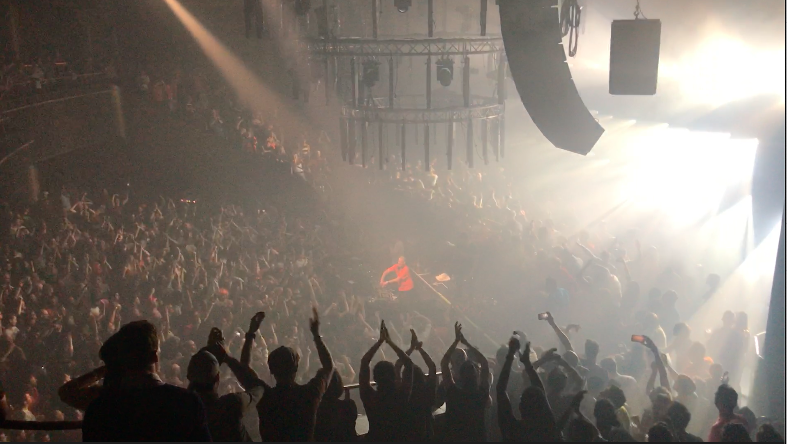 concert at Tivoli, Utrecht